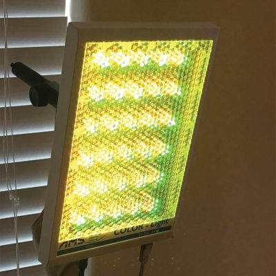 AMS Yellow Light